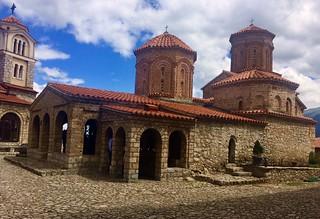 201705 - Sveti Naum (St Naum) Monastery - Ohrid, Ohrid, May 28, 2017 | by mrflip