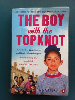 The Boy With The Topknot - Sathnam Sanghera | by Mary Loosemore