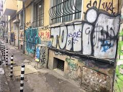 201705 - Balkans - Graffiti - 8 of 46 - Sofia - Oborishte - Sofia, May 21, 2017