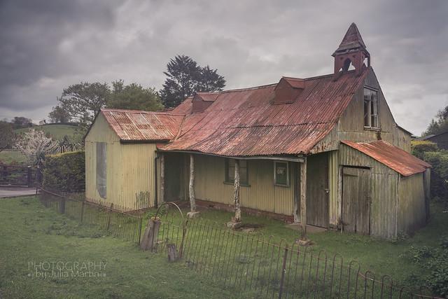 The old tin Tabernacle