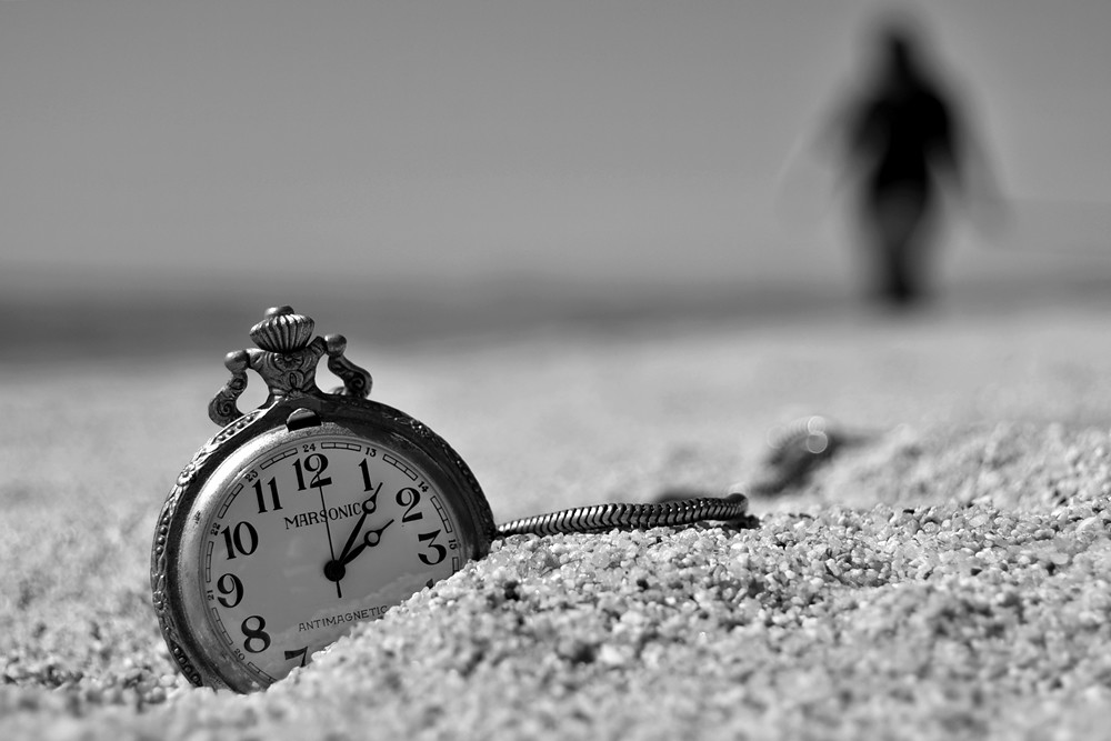 El tiempo se paró a las 14.07h