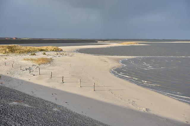 Viel meer Sand
