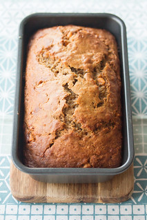 Espresso Butterscotch Banana Bread | by Isabelle @ Crumb