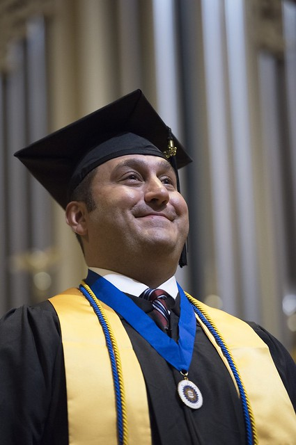 2018 MBA and M.S. in Management Commencement