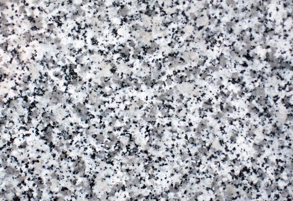 White Pearl Granite (La Cabrera Granite, Pennsylvanian to