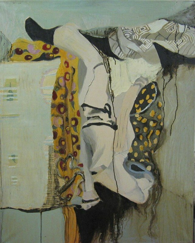 Sommeil - 80x100 cm. Oil on canvas 2006
