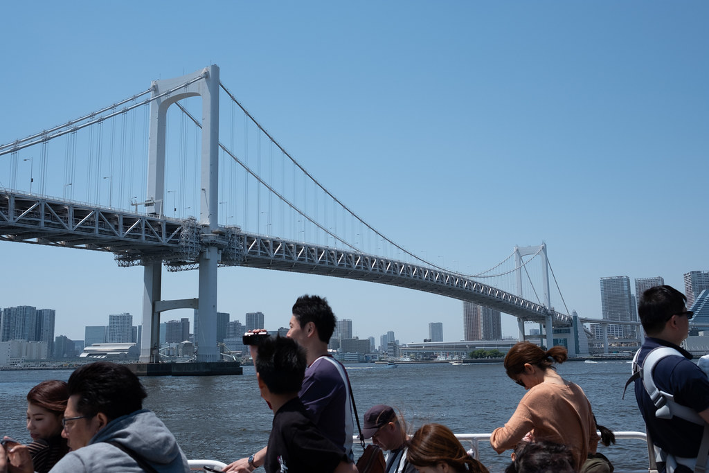 Sumida River Cruising