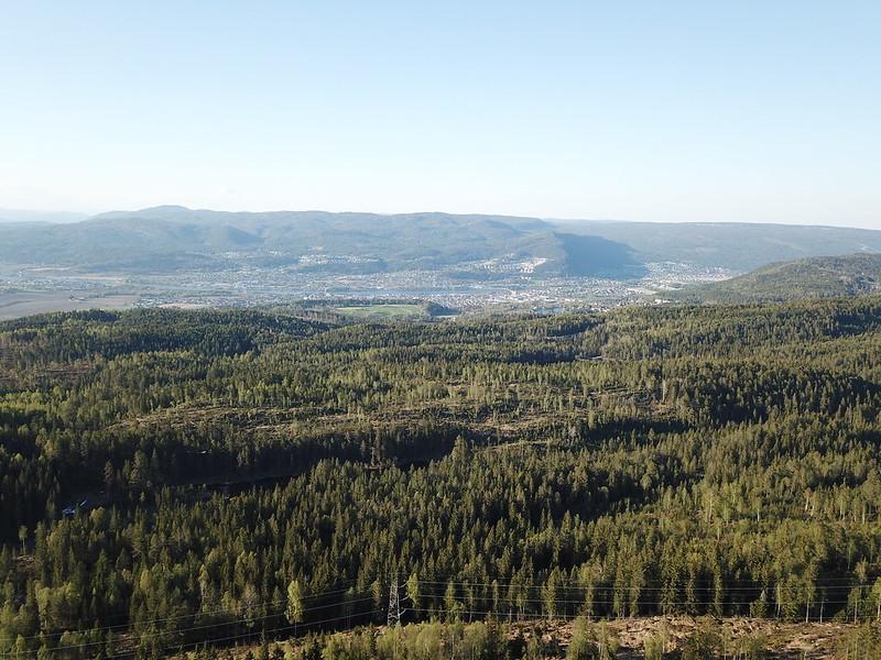 04-Utsikt fra Ertekollen (drone)