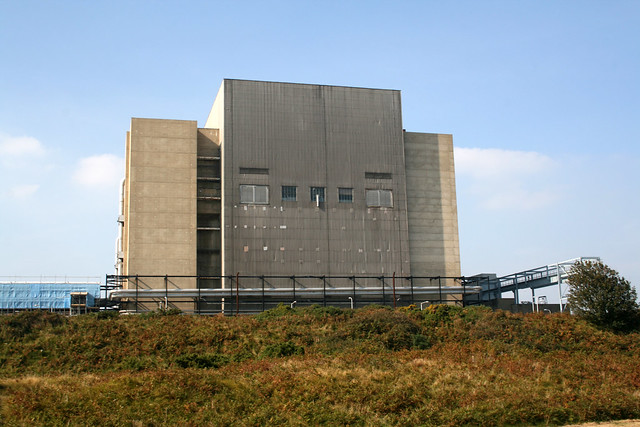 Sizewell A Nuclear Power Station
