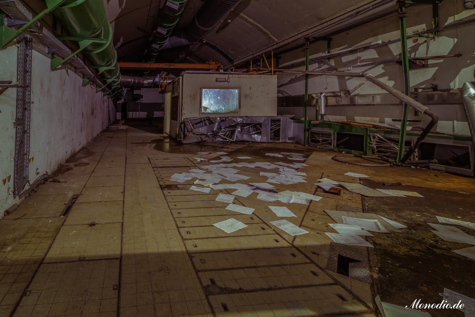 Atomschutzbunker OTAN