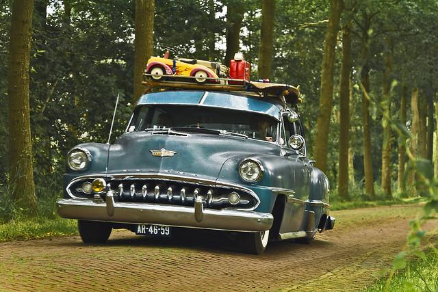 DeSoto Powermaster Sedan 1954 (4474)