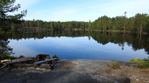 Lake Iso Majaslampi (Nuuksio national park, Espoo, 20180520) | by RainoL