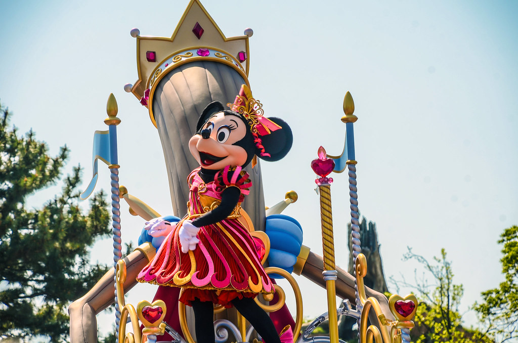 Minnie Dream Up TDL