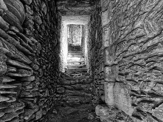 Lochranza Castle Staircase | by scottwin01