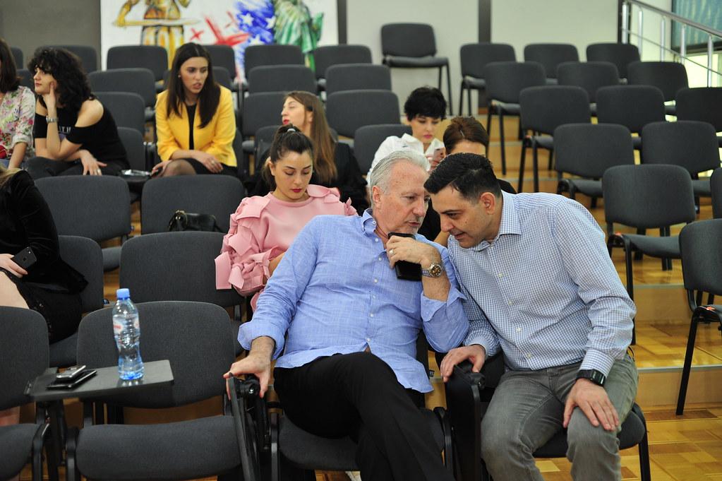 დიპლომების გადაცემის ცერემონიალი_05.05.2018