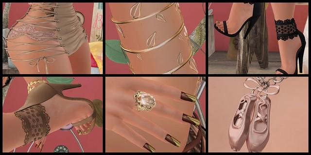 Catwa, Laq, Lelutka, Maitreya, Slink, Belleza..what's a girl to do?