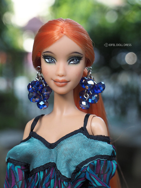 for sell : Repaint Barbie fairytopia orage hair