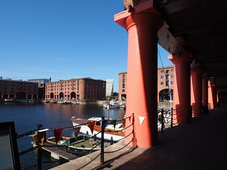 Albert Dock | by NoDurians