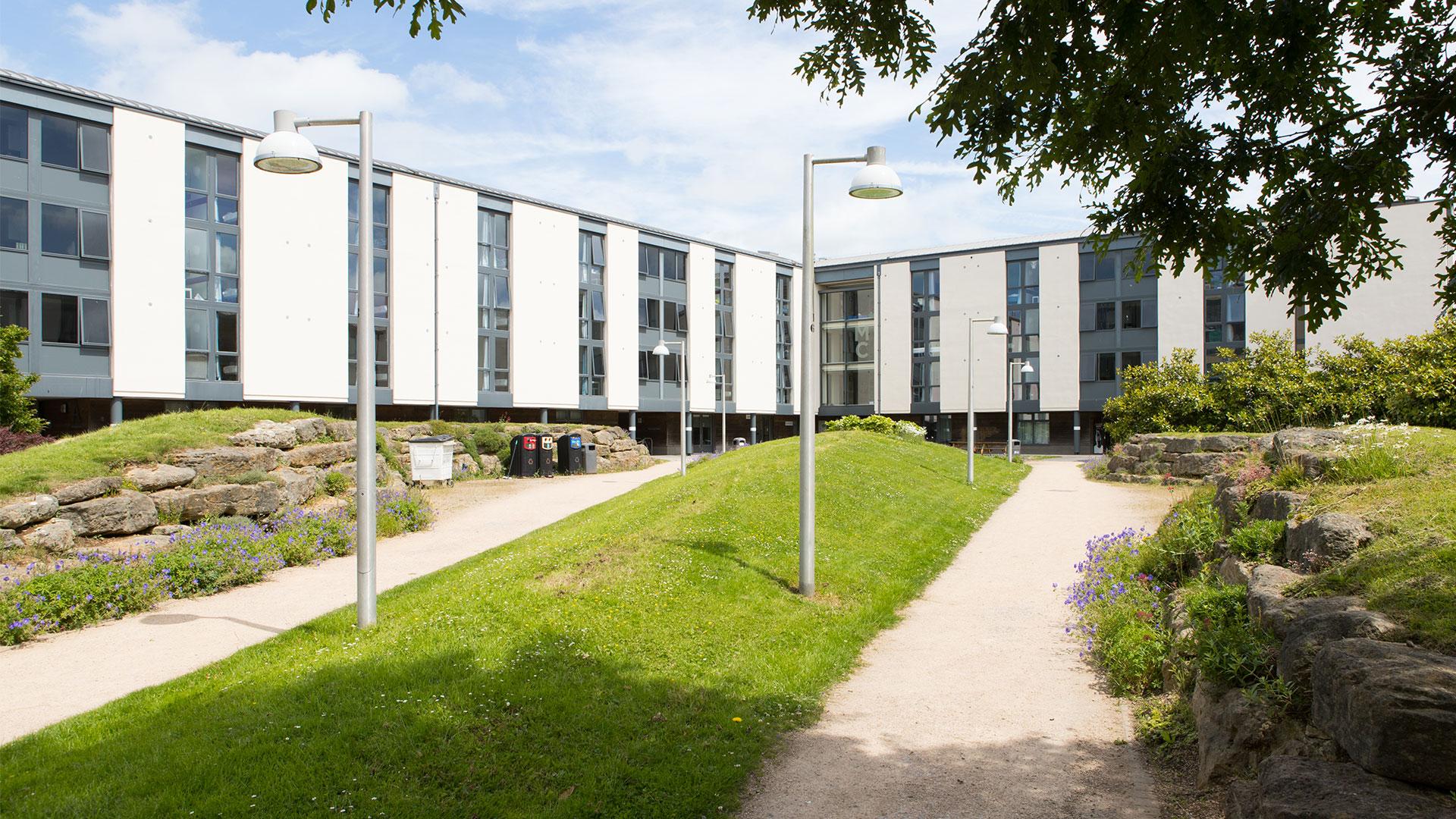 Marlborough Court accommodation