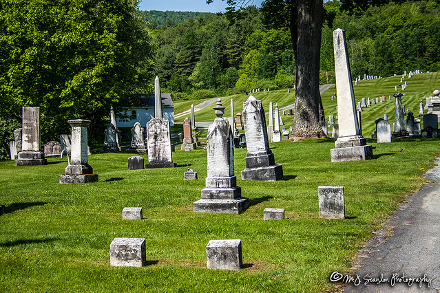 Oak Grove Cemetery | Enfield, New Hampshire
