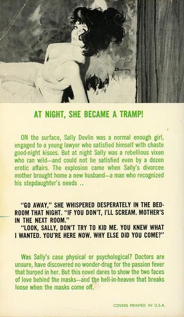 Beacon Books S75131 - George Simon - Sex Off Limits (back)