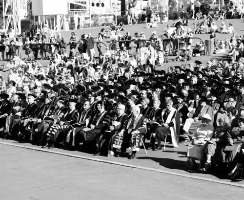 UQ Graduation Ceremony at Expo '88