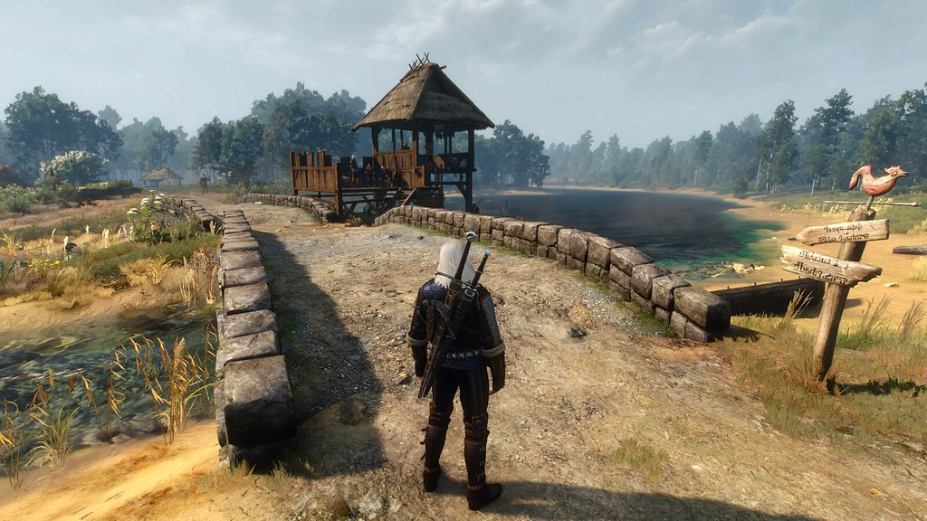 Discover the Creators: The Witcher 3 on PS4