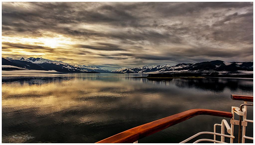 Einen Wunderschönen Guten Morgen Lg Alaska Mario Paper