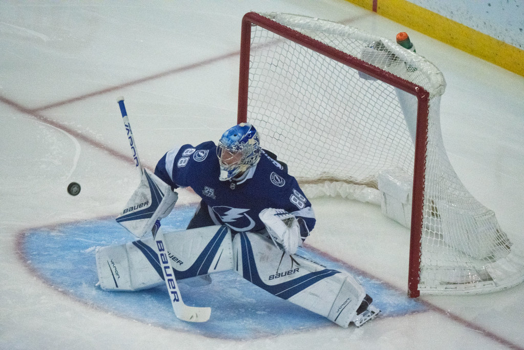 Eye on the Puck, Amalie Arena