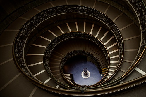 Escalier de Bramante 2 | by fredericm999