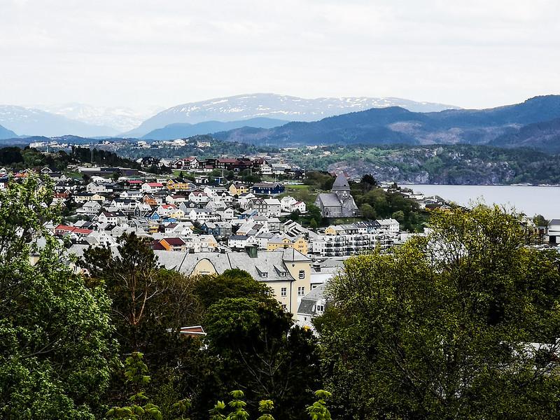 41-Utsikt mot Nordlandet fra Varden