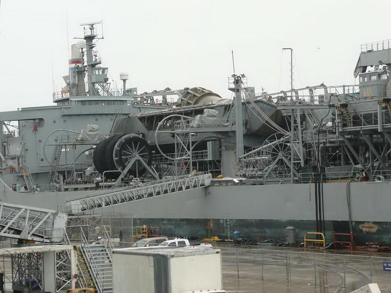 USNS Petersburg 5