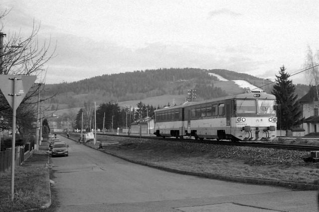 Orava valley railroad