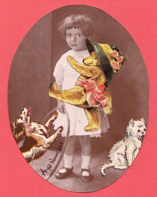 Juliette, Portrait of an Overactive Imagination