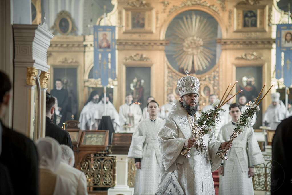 16-17 мая 2018, Вознесение Господне / 16-17 May 2018, The Lord's Ascension