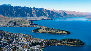 The view from Skyline Queenstown | by VirtualWolf