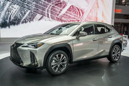 2019 Lexus UX 200 Photo