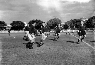 Springboks v. Australia 1937