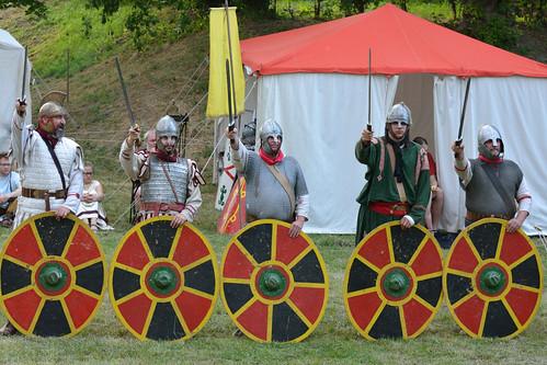 Késő római legio