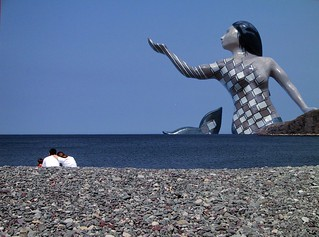 Attack of the Giant Mermaids!