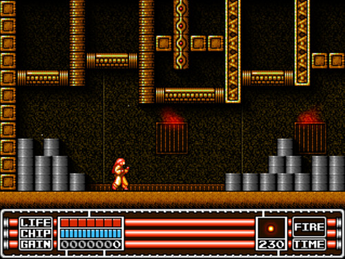 Kabuki Quantum Fighter Remake | For Retro Remakes Compo | Flickr
