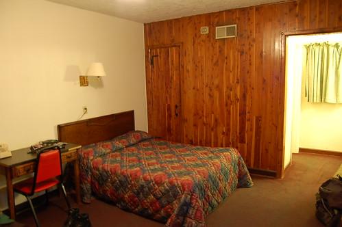 Mountaineer Inn Room | by pjchmiel