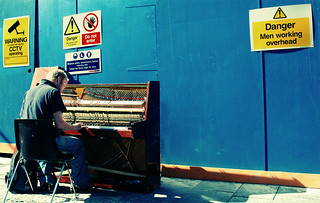 Pianist On Site | by Mr Squee
