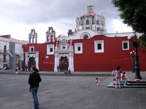 Puebla - Ex Mercado torre