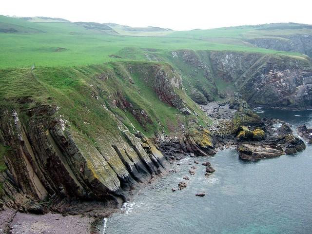 St Abbs Head geology