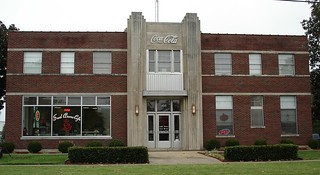 Former Coca-Cola building, Tullahoma Tennesee | by slightly esoteric