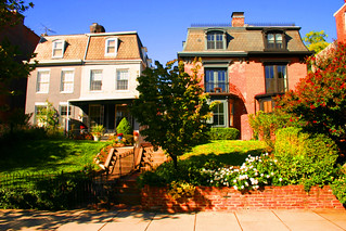 Houses . Logan Circle . 1500 block of Q Street, NW . WDC . 15 October 2006 | by Elvert Barnes