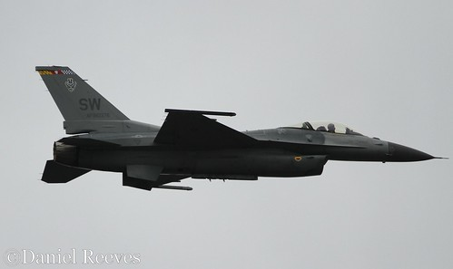 USAF F-16C | by danreeves14