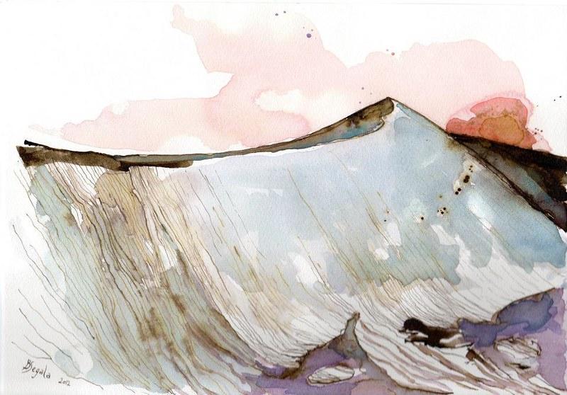 Rajastan acquerello 2012
