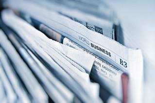 Financial Newspaper | by Bestpicko